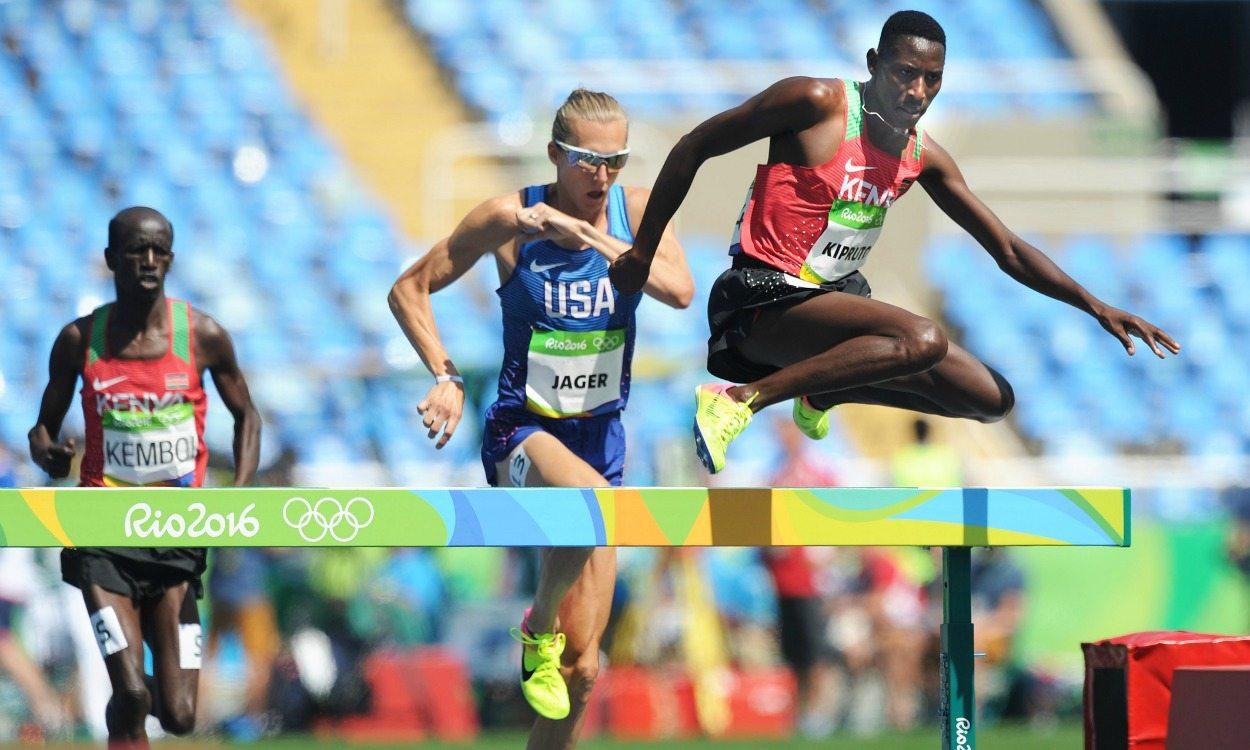 Conseslus Kipruto 2016 Olympics