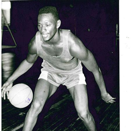 Lawi Odera Kenya basketball