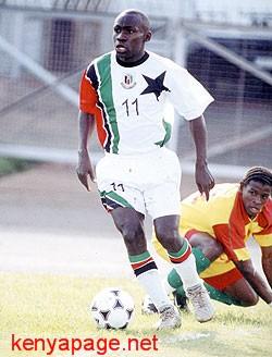 John Baraza vs Malawi