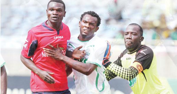 David Owino Noah Wafula AFC Gor Mahia 2013