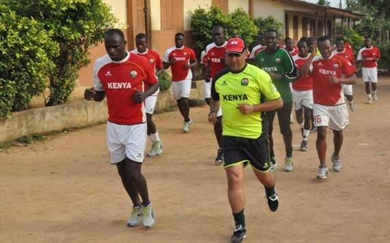 Kenya training in Calabar Nigeria
