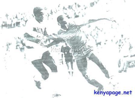 Felix Otieno and Bernard Otieno