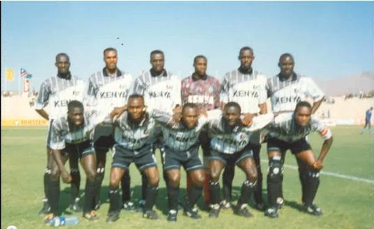 Harambee stars in 1997