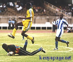 Mathare United vs AFC Leopards 2000
