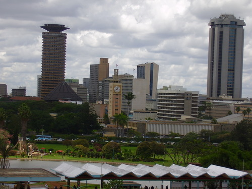 Kenyatta International Conference Centre