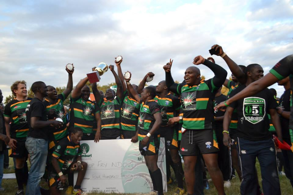 Ndovu Bamburi series 2013